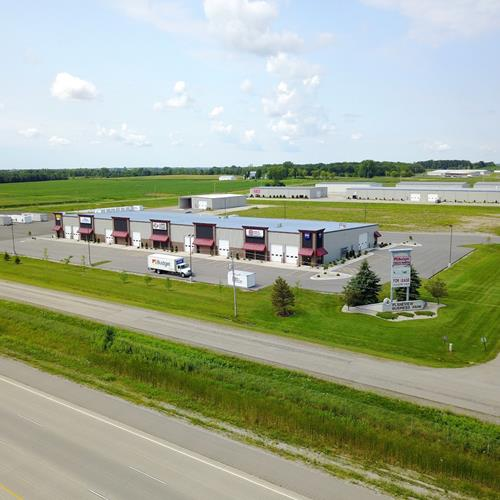 Wareshouse space for lease in Oshkosh, WI