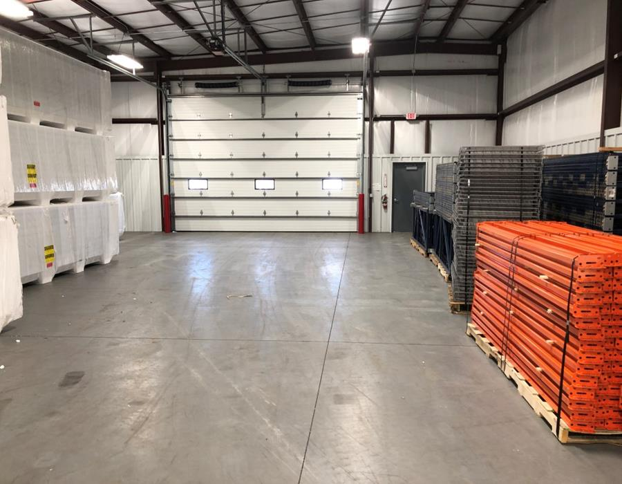 Warehouse space for lease 54904